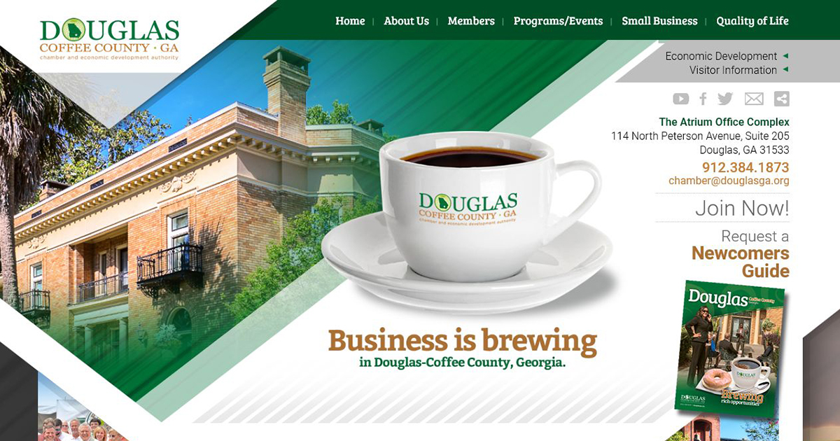 Douglas-Coffee County | Small Business - Start a Business